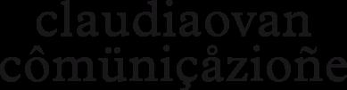 Claudia Ovan Comunicazione